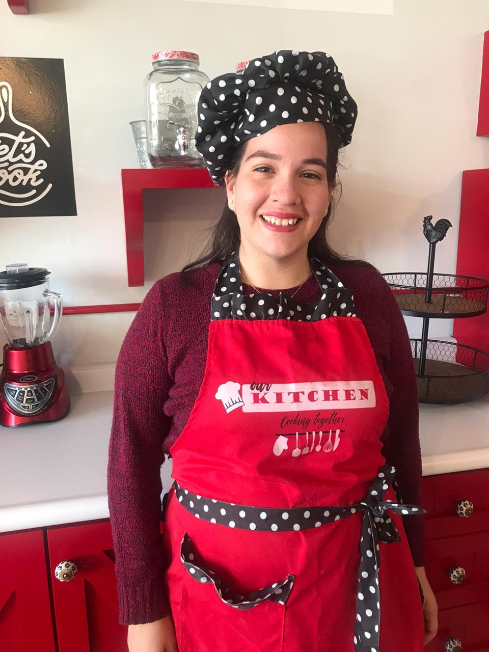 Chef Pastelera Sara Lara